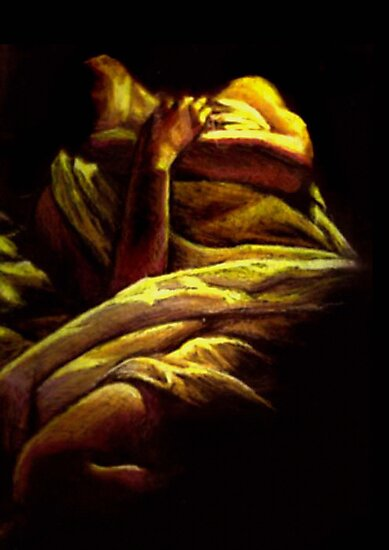 She Cries by Paula Stirland