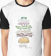 But First, Tacos Graphic T-Shirt
