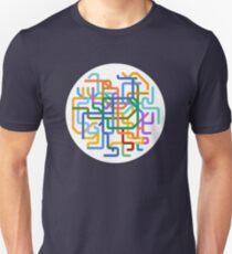 Mini Metros - Seoul, South Korea T-Shirt