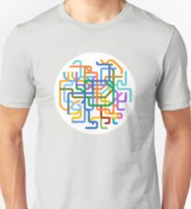 Mini Metros - Seoul, South Korea Unisex T-Shirt