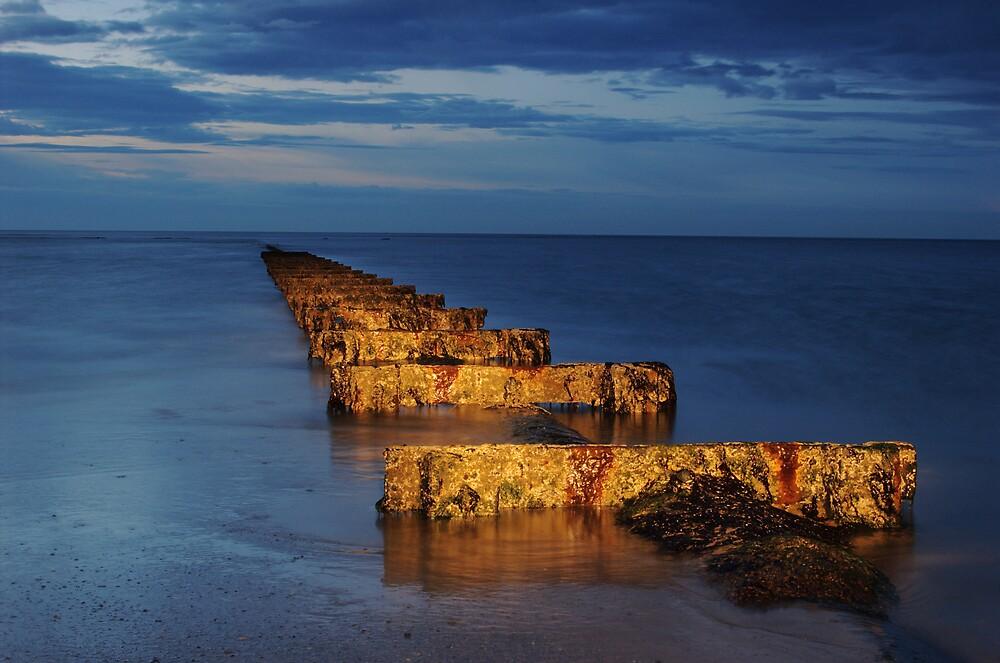 Into the deep by Glen Birkbeck