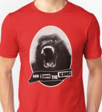 God save the King v.2  (two color) Unisex T-Shirt