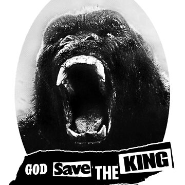 God save the King v.2  (two color) by Donot