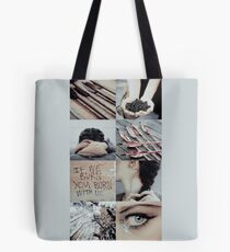 The Hunger Games Aesthetic Tote Bag