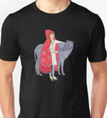 Little Red Riding Hood Alternate Ending T-Shirt