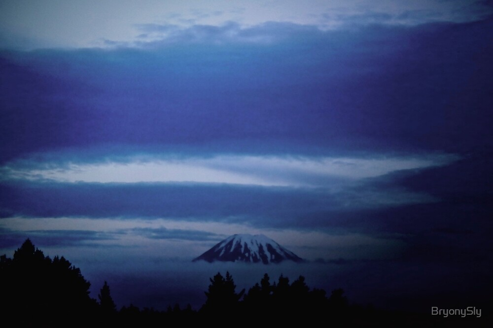 Mount Doom  by BryonySly