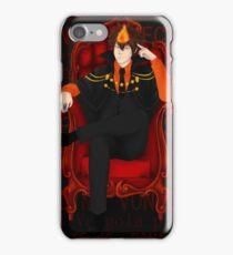 Boss Tsunayoshi iPhone Case/Skin