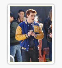 KJ Apa - Archie Andrews - Riverdale  Sticker