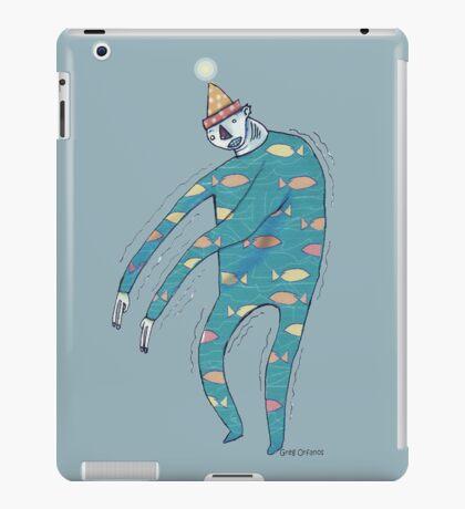 The Shakey Fishman iPad Case/Skin