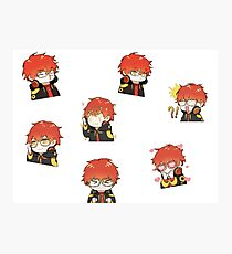 Mystic messenger 707 seven saeyoung Photographic Print