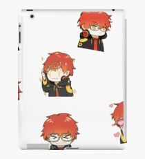 Mystic messenger 707 seven saeyoung iPad Case/Skin