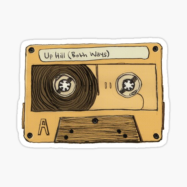 Mix Tape Sticker
