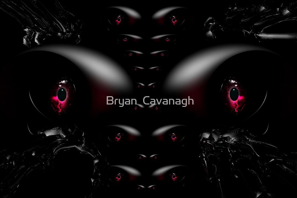 Eyes ! by Bryan  Cavanagh