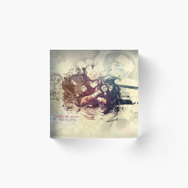 Katekyo hitman reborn Acrylic Block
