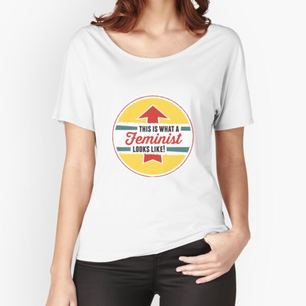 This is what a Feminist Looks Like Relaxed Fit T-Shirt