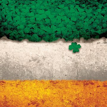 st patrick's day patty's day irish flag by carlhuber
