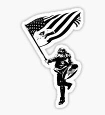 The Alt-Knight. Sticker