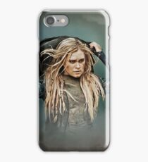 Eliza Taylor - Clarke Griffin - The 100 iPhone Case/Skin