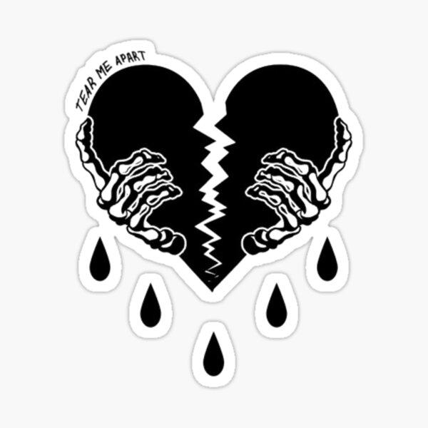 Tear Me Apart Sticker