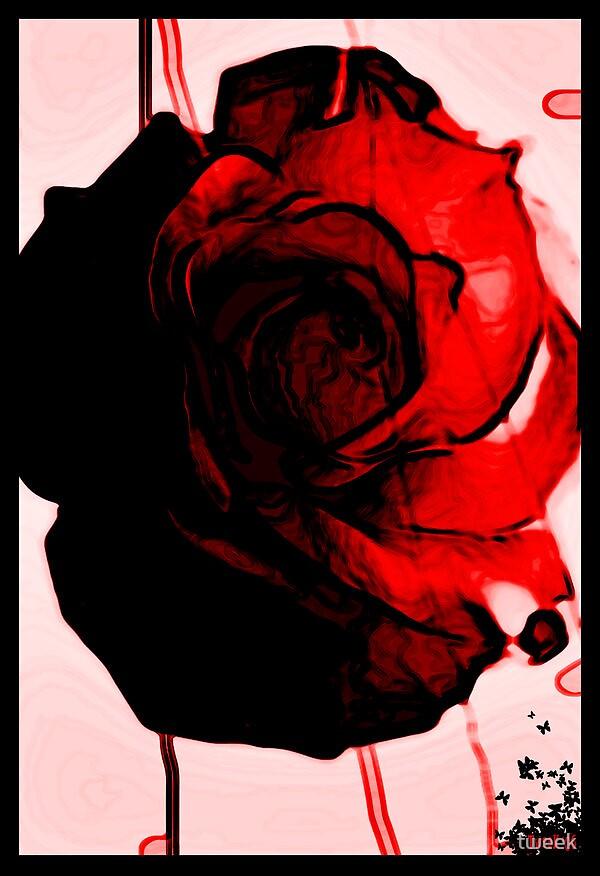 rose by tweek