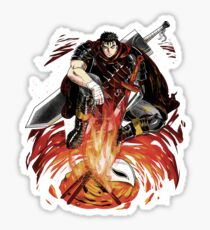 Dark Guts Sticker