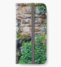 Garden Fountain iPhone Wallet/Case/Skin