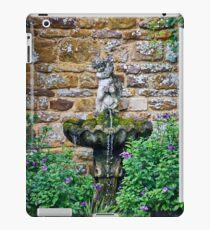 Garden Fountain iPad Case/Skin