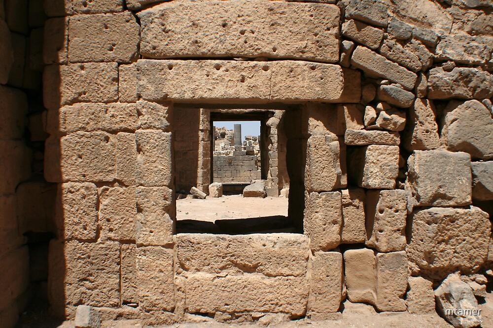 Ruins by mtamer
