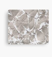 Touch Of Grey Canvas Print