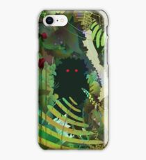 Jungle Monster ! iPhone Case/Skin