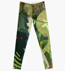 Jungle Monster ! Leggings
