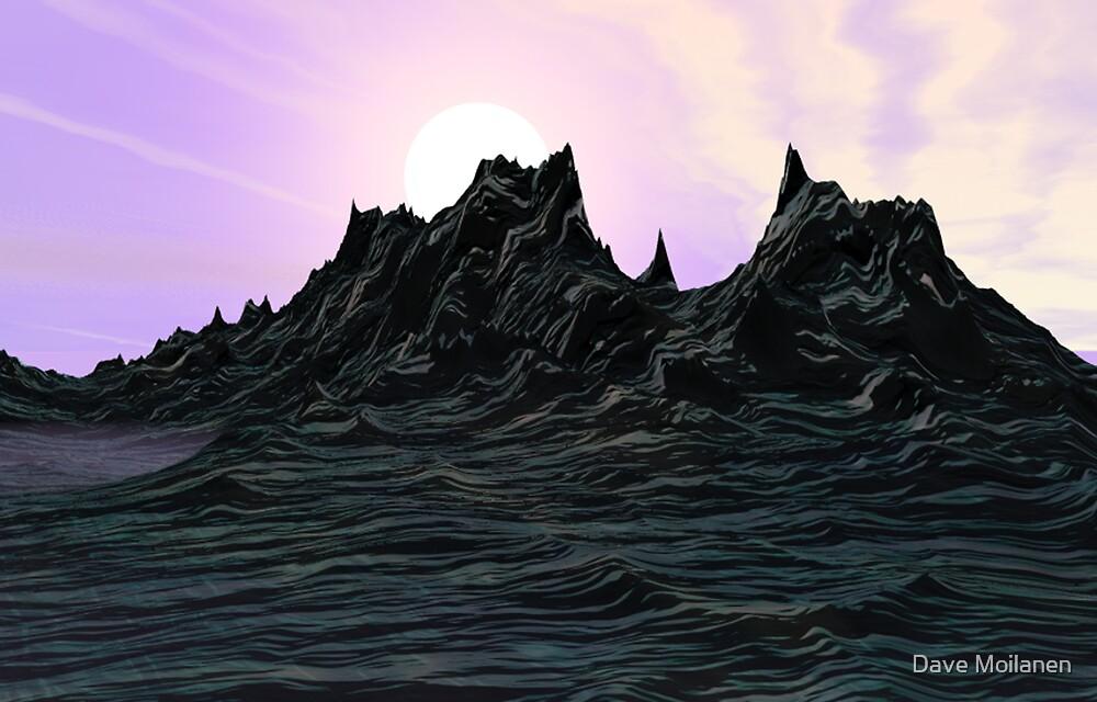 Dawn's Early Light by Dave Moilanen