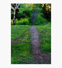 Onward, Ever Upward !!!! Photographic Print