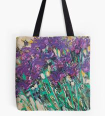 Bee Balm Tote Bag