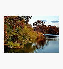 """Riverside"" Photographic Print"