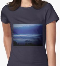 Mount Doom  Women's Fitted T-Shirt