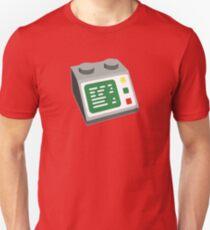 Toy Brick Computer Console Unisex T-Shirt