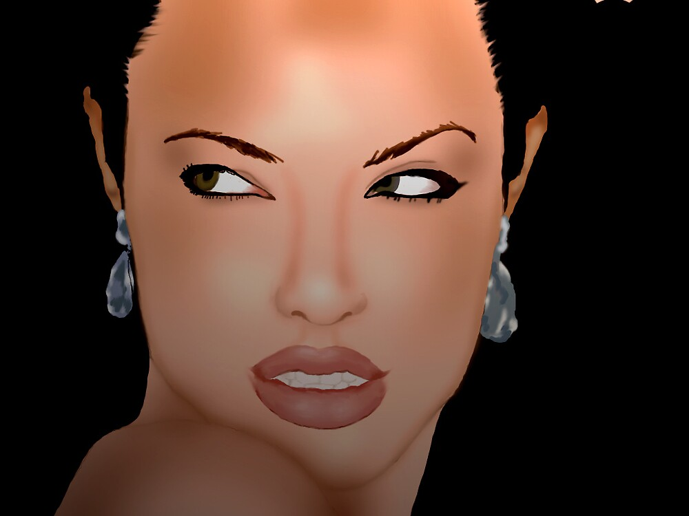 Angelina Jolie by YourSuccess