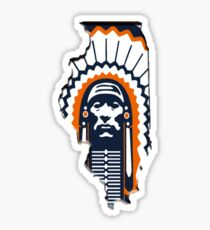 Illinois Chief  Sticker
