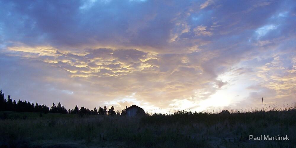 Early Morning Sunrise by Paul Martinek