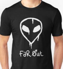 Far Out (White) T-Shirt