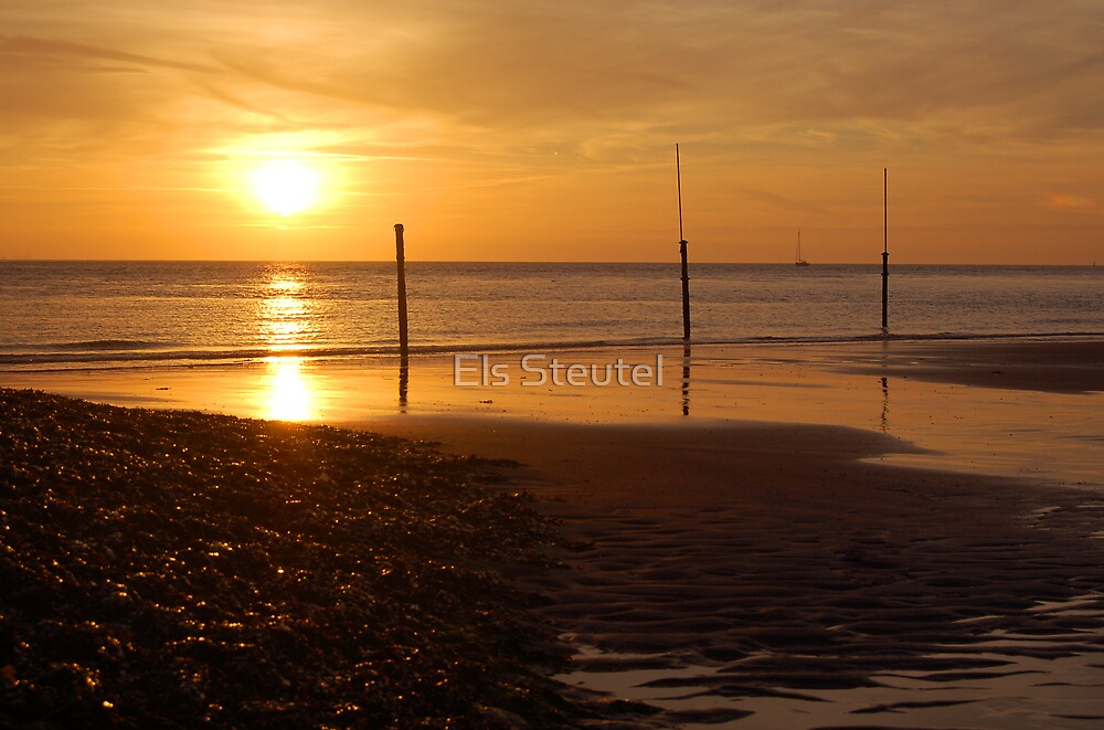 Sail Away by Els Steutel