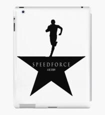 """Speedforce"" Hamilton Logo Parodie iPad-Hülle & Klebefolie"