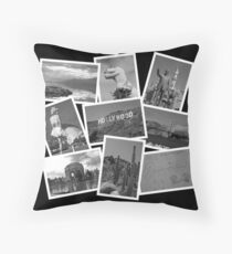 California Memories  Throw Pillow