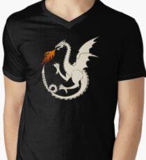 Bloodraven Mens V-Neck T-Shirt