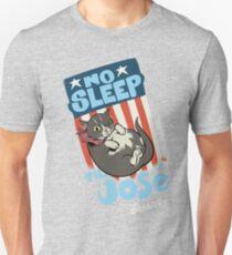 The DOLLOP- No Sleep Til José Unisex T-Shirt