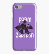 FORM ZARTRON iPhone Case/Skin