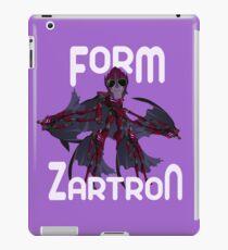 FORM ZARTRON iPad Case/Skin
