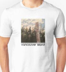 Vancouver Island  Unisex T-Shirt