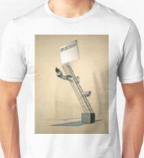 El Lissitzky - Lenin Tribune (1920) T-Shirt